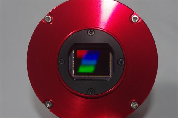 ASI1600MMPro マイクロフォーサーズサイズ モノクロ冷却カメラ DDR3メモリー256Mb搭載